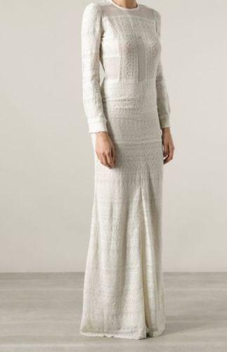 New Isabel Marant Wedding Dress Vintage Style Embroidered For Pinterest