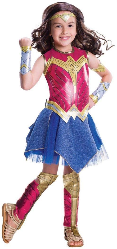 PartyBell - #BatmanvSuperman Dawn of Justice - Girls Deluxe - halloween teen costume ideas