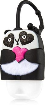 Panda Light Up Pocketbac Holder Bath Body Works Bath Body