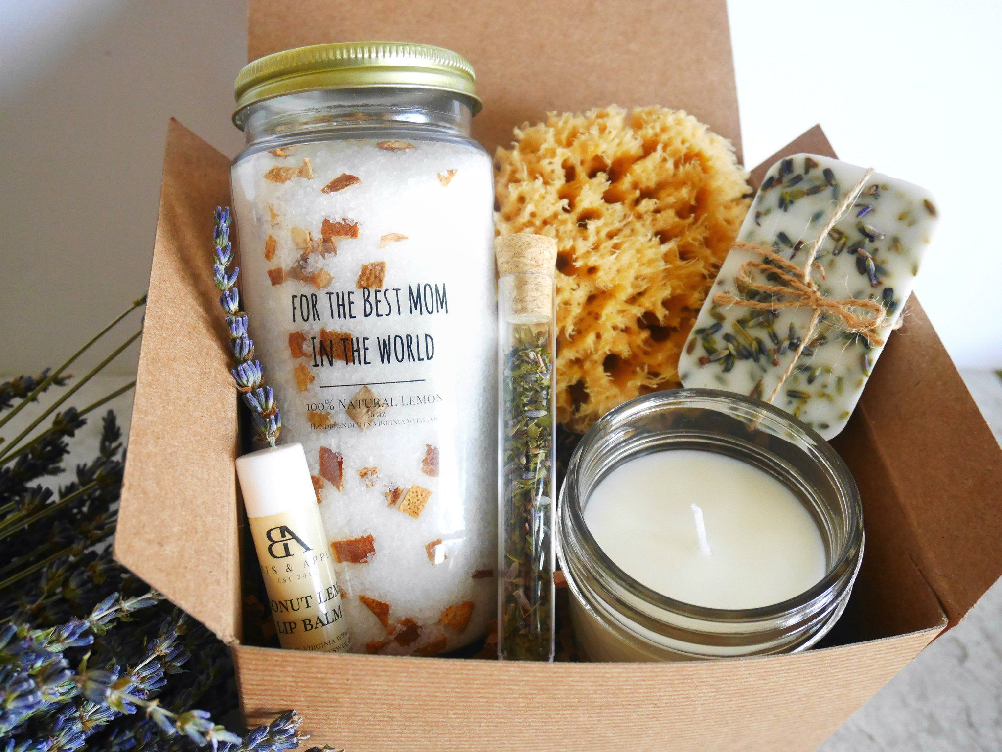 Best mom relaxation deluxe gift box in 2020 mothers day