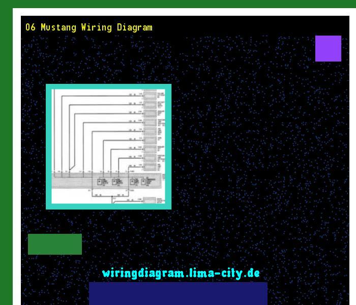 06 mustang wiring diagram. Wiring Diagram 175155 ...