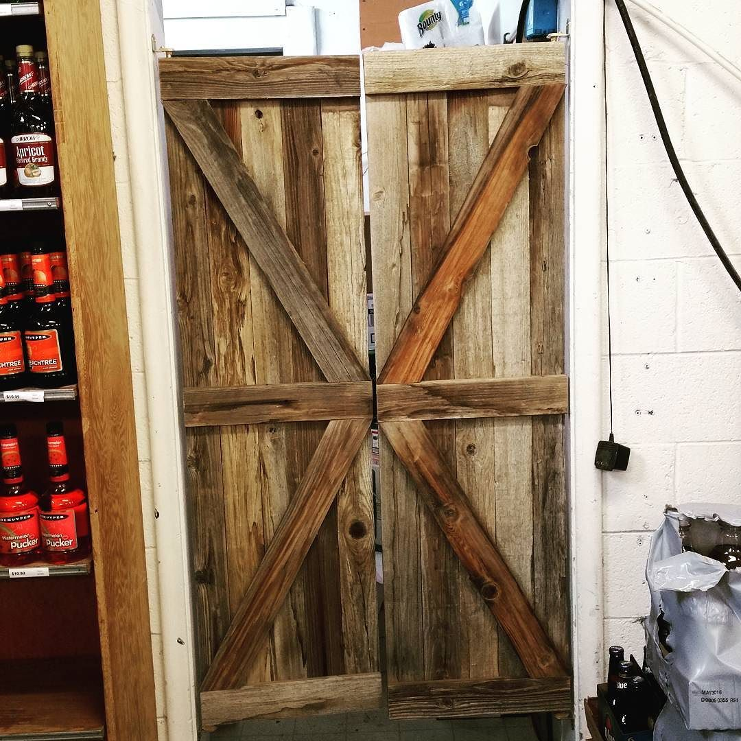 How Gorgeous Are These Saloon Doors So Excited To Be