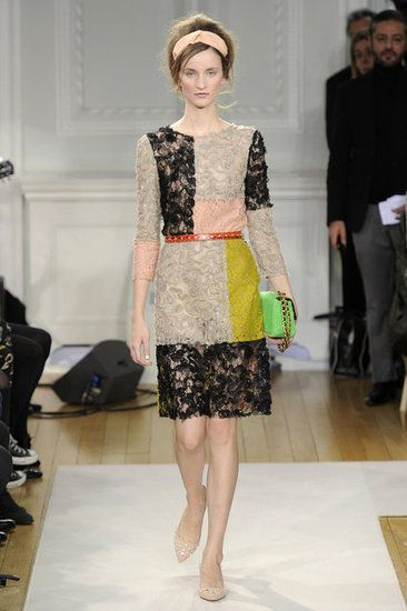 e0ea62653a82 Probably one of my favorite collections this season - Moschino Cheap   Chic  Fall 2012  via Fashionologie