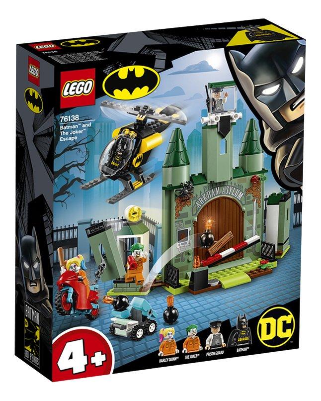 LEGO® 76138 DC COMICS SUPER HEROES Batman Minifigur Figur NEU