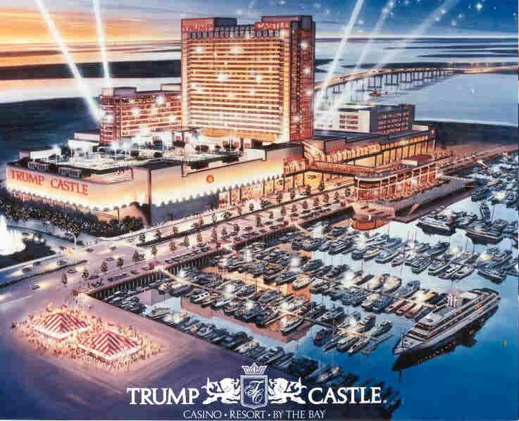 Trump Castle in Atlantic City (With images) | Casino resort, Trump ...
