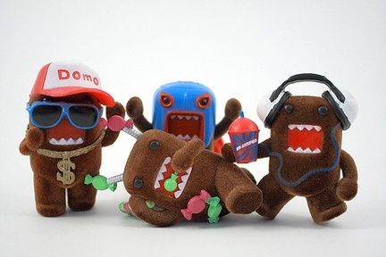 DOMO gets his Party On!