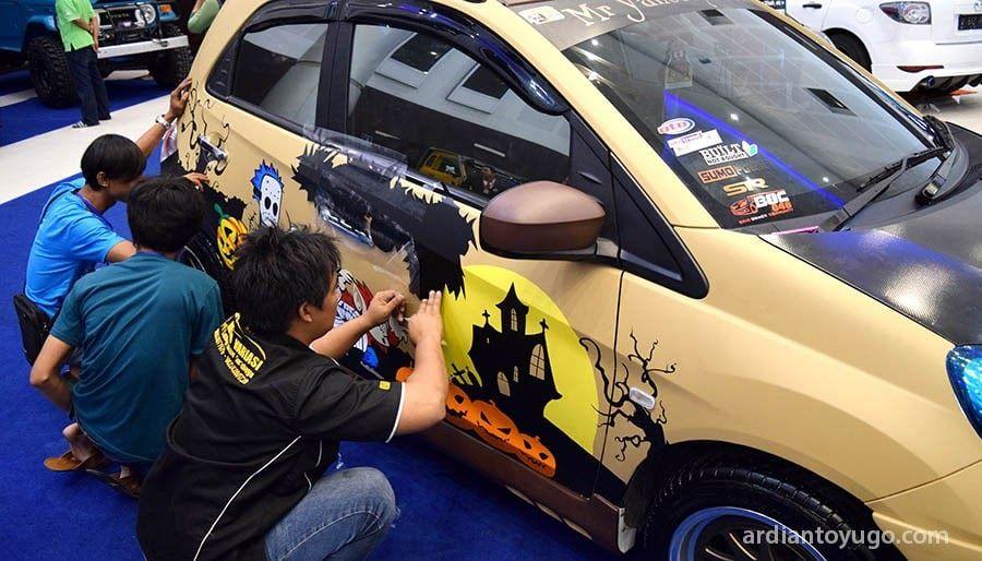 Cara Pasang Wallpaper Cars – Carles Pen