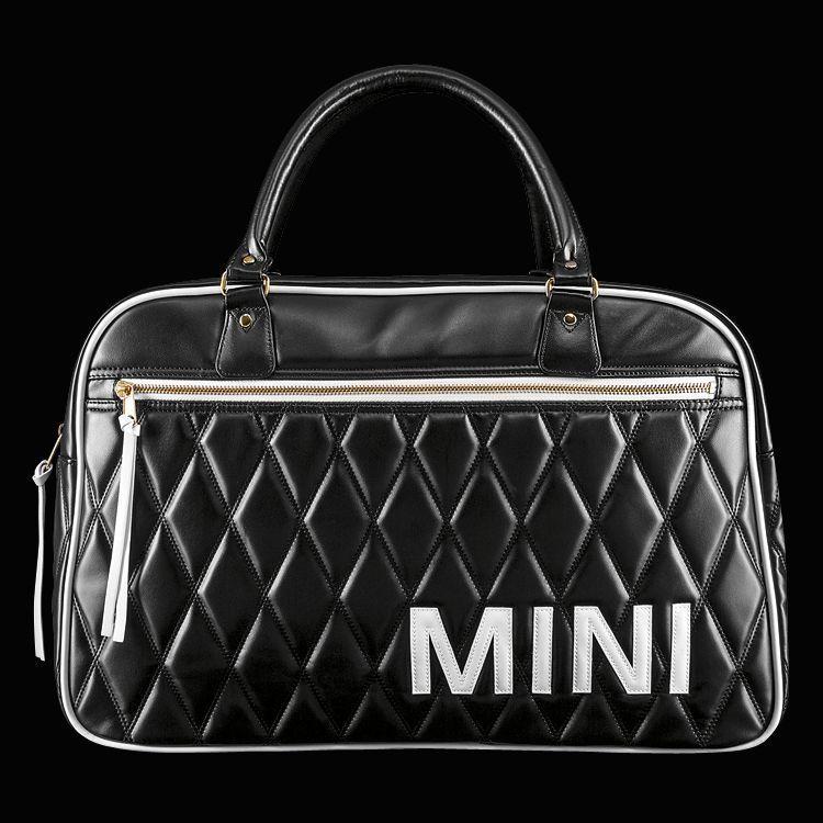 Mini Cooper Black Leather Style Bag De Must Have Tas Kan Veel In En Absoluut Mooi Met Het Bijpassende Kleine Tas Bags Purses And Handbags Mini Accessories