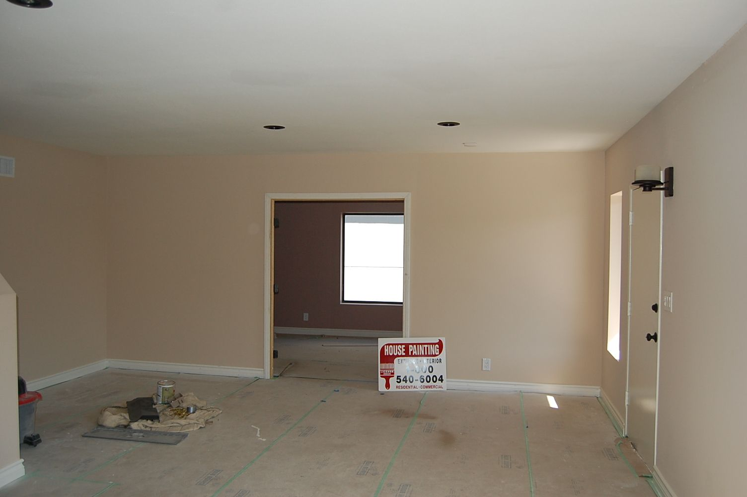 Master Bedroom Interior Painting Looking for Professional