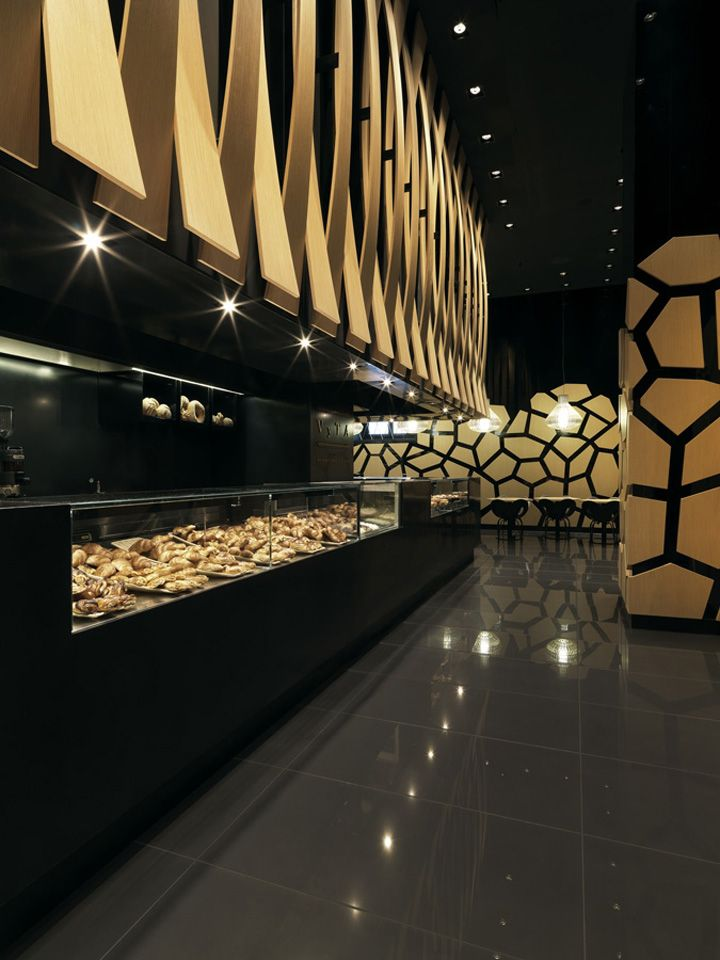 Vyta boulangerie by collidanielarchitetto turin italy for Designhotel turin