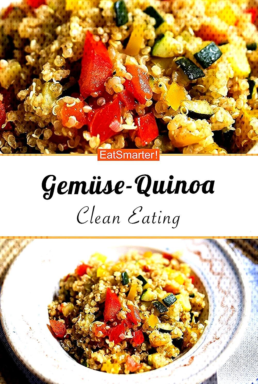 Gemüse-Quinoa - smarter - Kalorien: 254 kcal - Zeit: 30 Min. |
