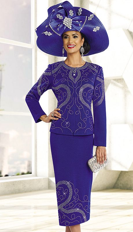 be0de7074e78 DVK13170-ROY,All Donna Vinci Knits For Church Fall And Holiday 2016 ...