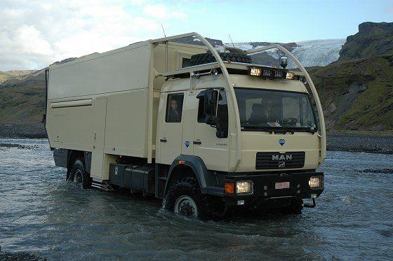 Ex63 Hd Man M 4x4 Cc Expedition Vehicle 4x4 Recreational Vehicles