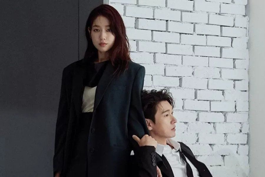 "Park Shin Hye And Cho Seung Woo Describe Acting Together In ""Sisyphus: The Myth"""
