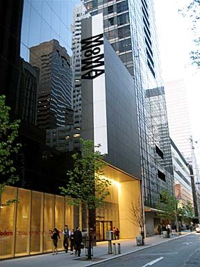 Museum Of Modern Art Moma New York Nyc Et Musee