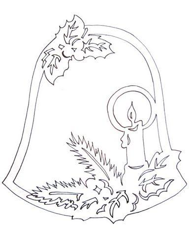 Picasa Web Albums Angelolenka Vychinanki I K Kirigami Patterns Schablonen Weihnachten Weihnachtsschablonen