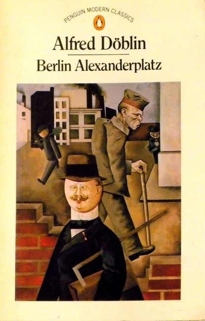 Alfred Doblin Berlin Alexanderplatz Recently Cited As One Of The 100 Most Meaningful Books Of All Time By A Surve Entartete Kunst Olieverf Op Doek Realisme