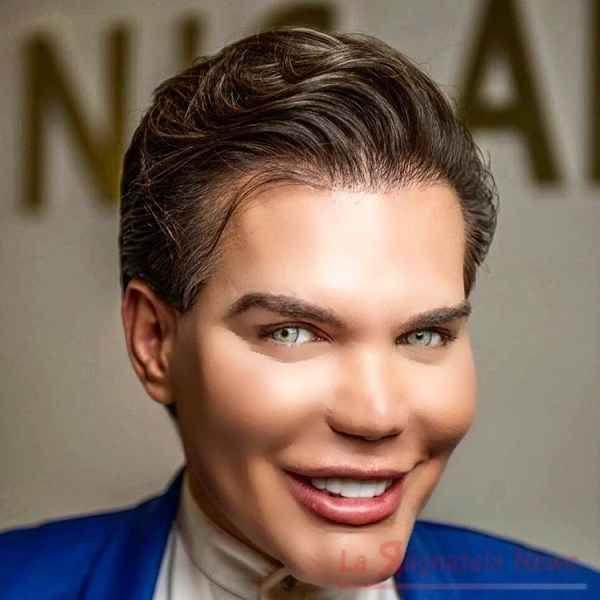 Ken (di Barbie) umano, un uomo ha speso più di 500.000