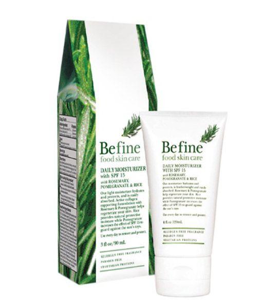 Befine Skin Care 1 Daily Moisturizer With Spf 15 Moisturizer With Spf Daily Moisturizer Spf 15