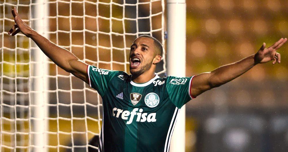 Palmeiras 4 x 3 Grêmio - Gazeta Esportiva