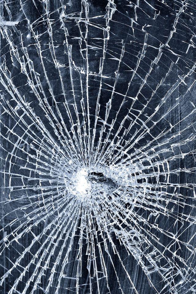 Cracked screen wallpaper cracked texture iphone - Mobile screen crack wallpaper ...