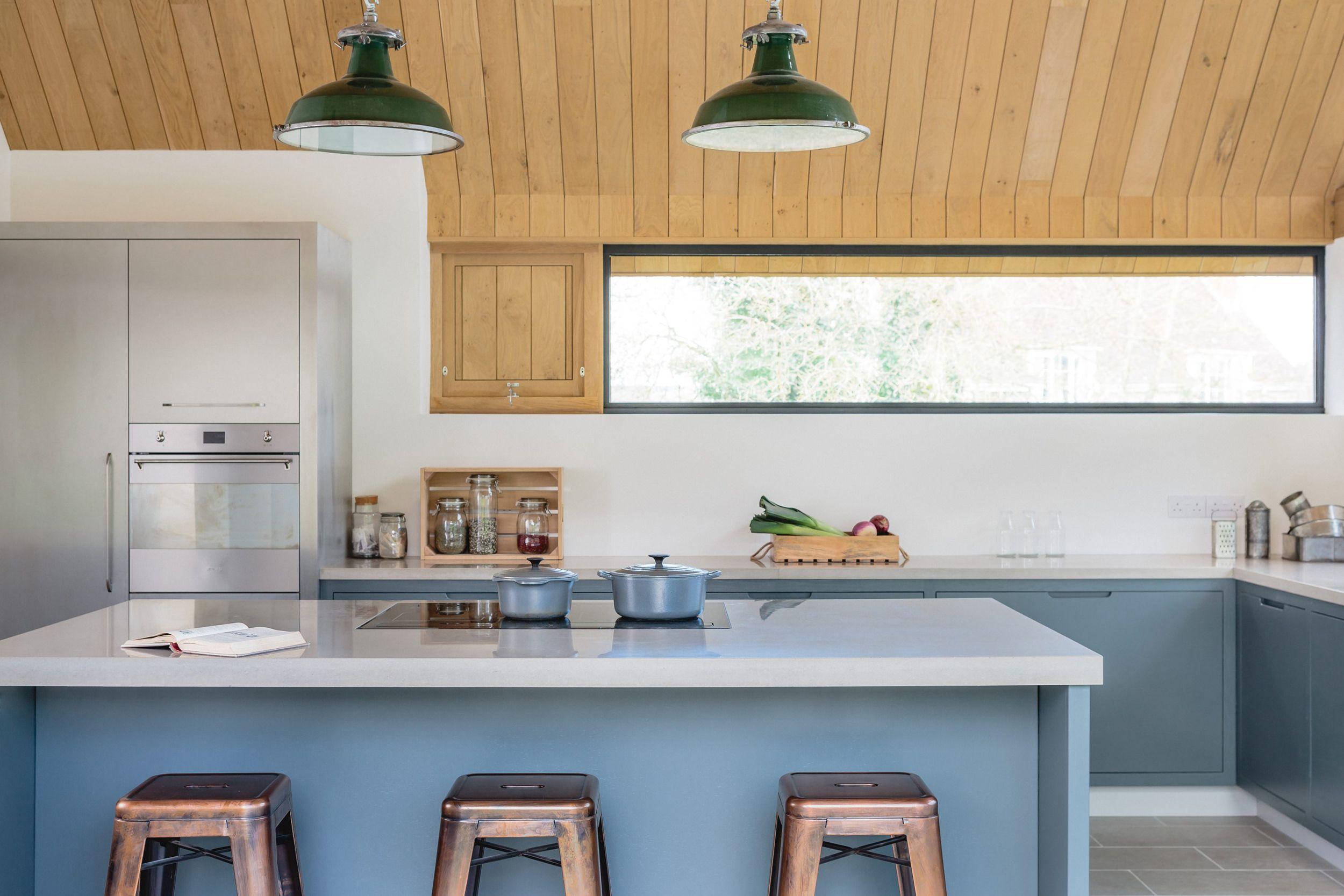 Küchen ohne Oberschränke Wahnsinnig schön oder einfach