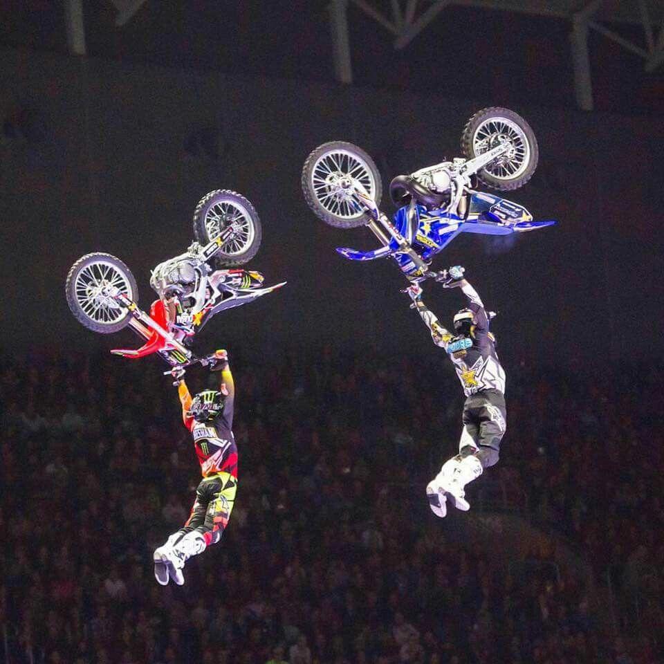 Nitro circus | I Love it!!! | Freestyle motocross, Nitro circus
