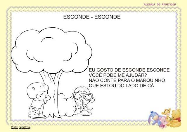 Caderno de Atividade Maternal Alegria de Aprender para imprimir ...
