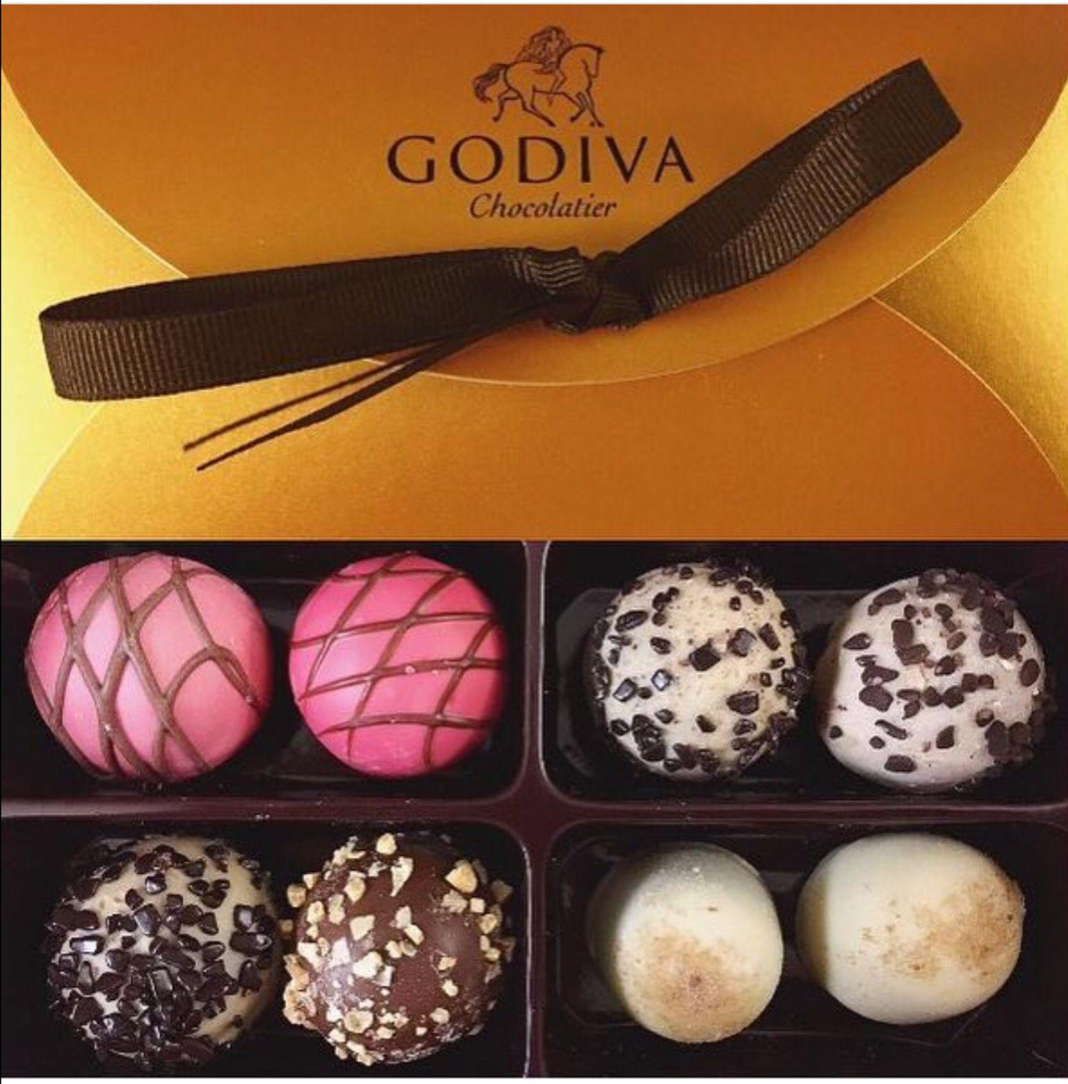 Yes! Godiva Truffles!