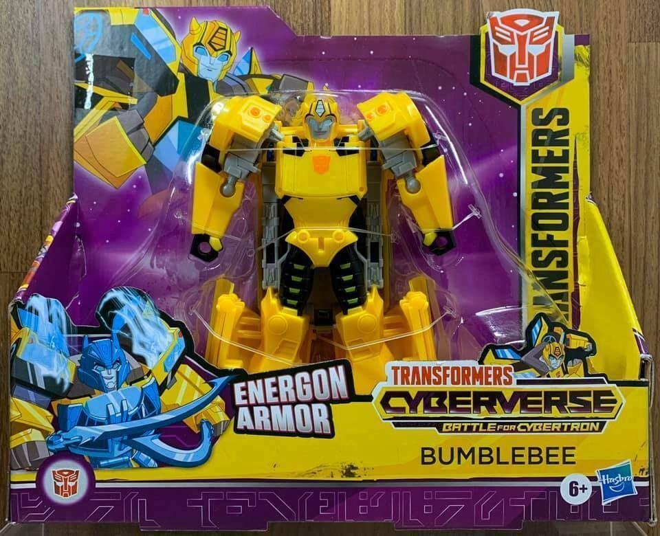 Bumblebee Cyberverse Adventures Autobot Hot Rod Action Figure for sale online Hasbro Transformers