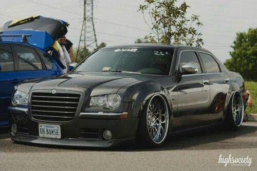 Chrysler 300c Vip Modular Wheels With Images Chrysler 300c