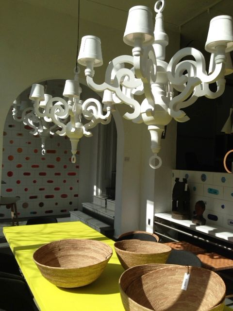 Paper chandelier by studio job for moooi moooi pinterest paper paper chandelier by studio job for moooi mozeypictures Gallery