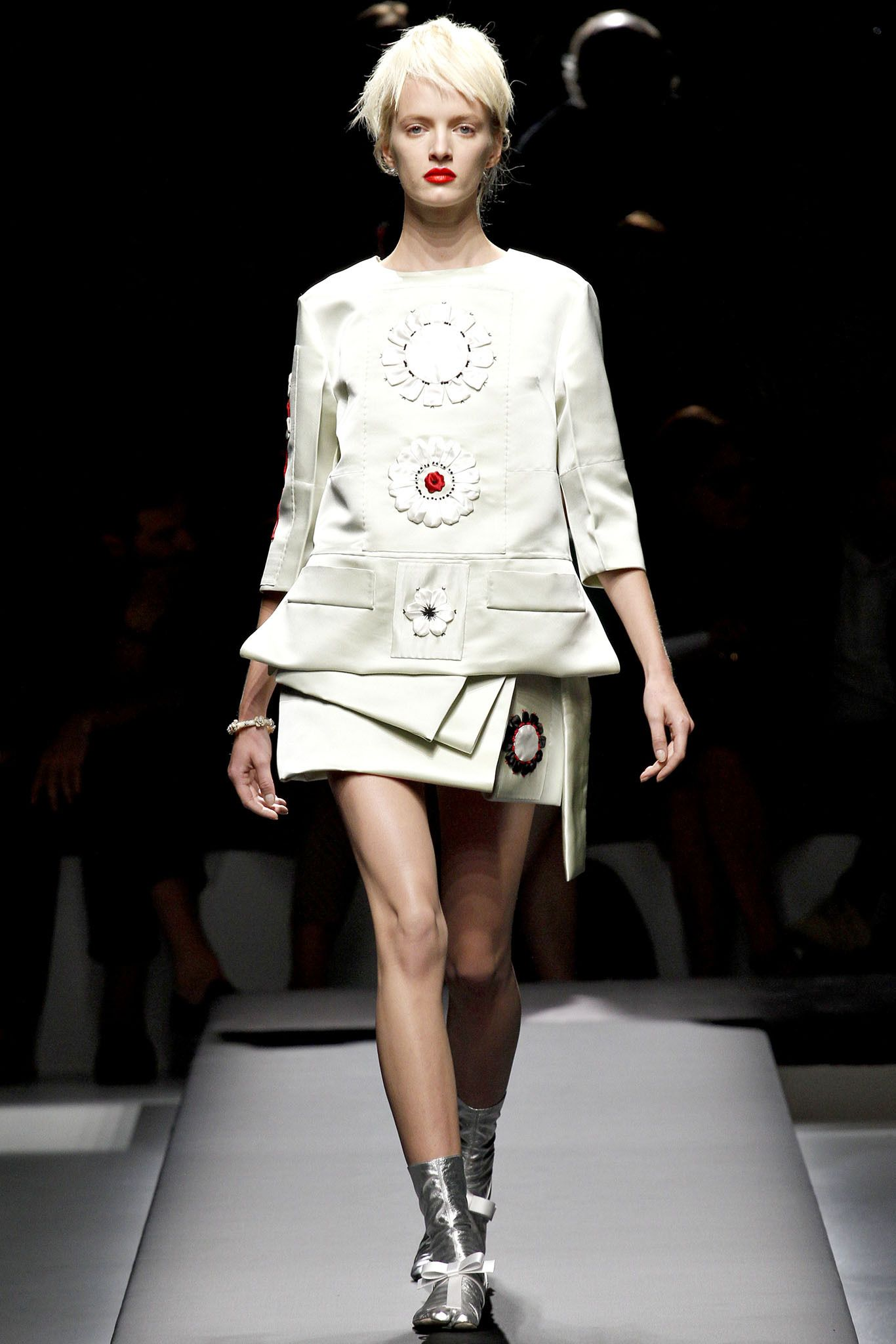 e4c27d7bf03d Prada Spring 2013 Ready-to-Wear Collection Slideshow on Style.com ...