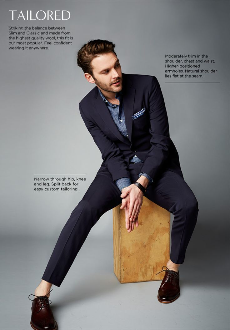 Image result for contemporary suit styles | Bindle and Keep Suit ...