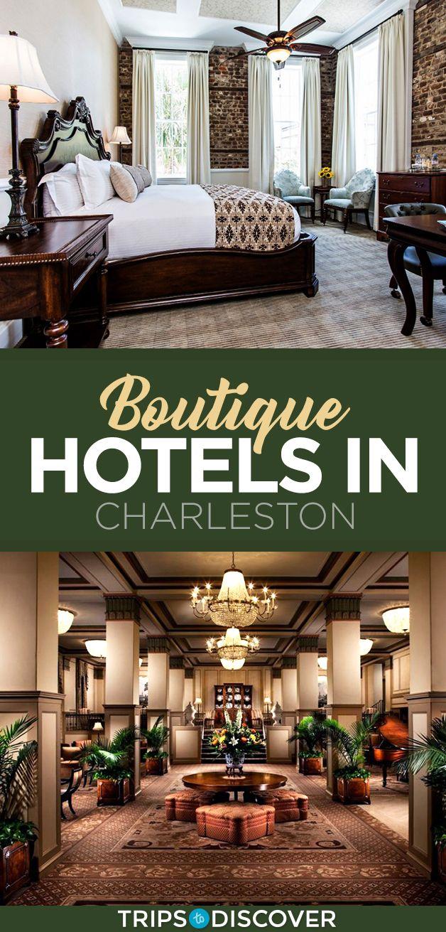 7 Best Boutique Hotels In Charleston