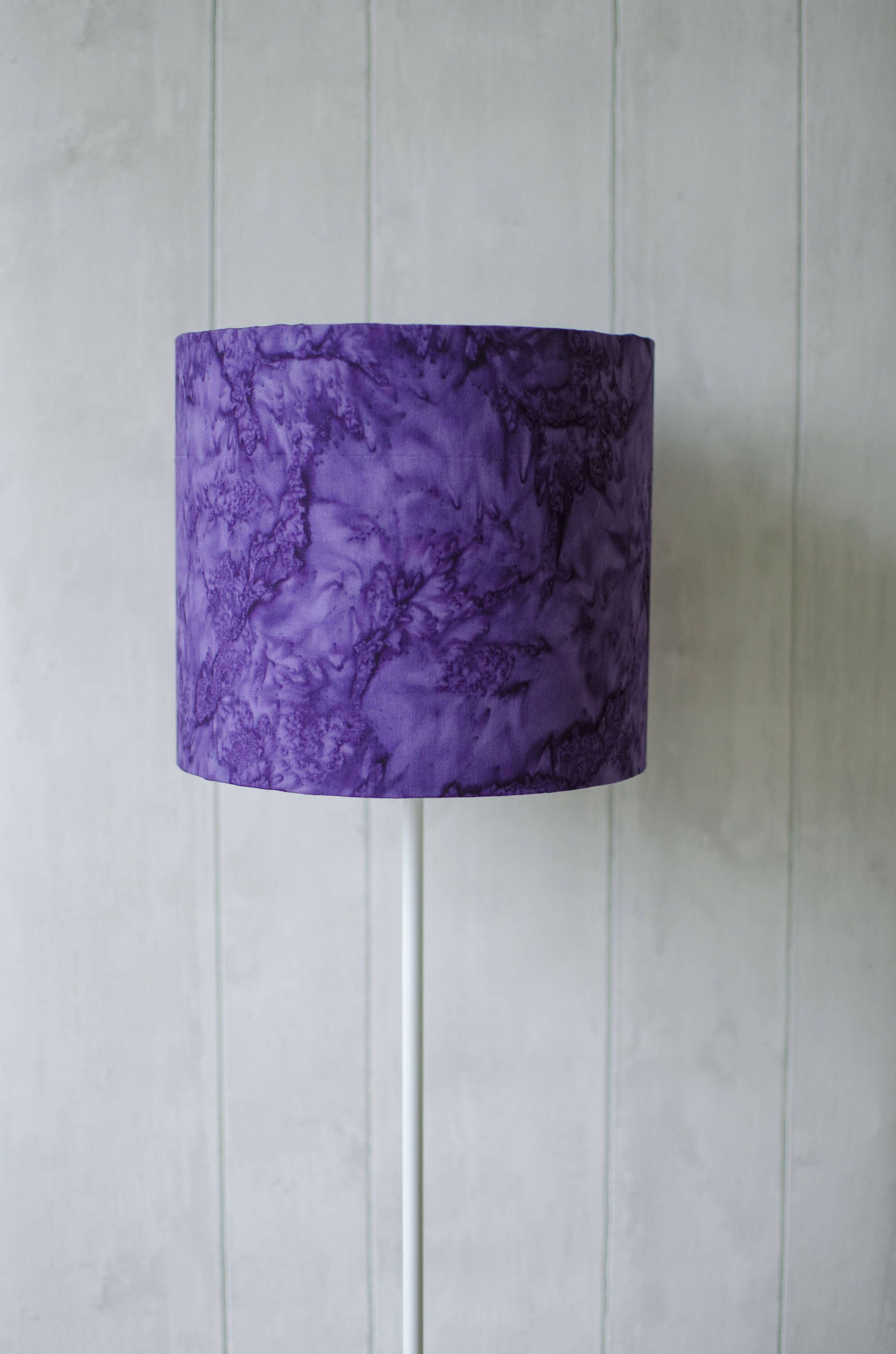 Purple Lampshade Violet Home Decor Purple Home Decor Purple