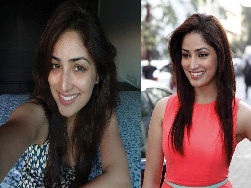 Good Looking Actress Without Makeup | Saubhaya Makeup