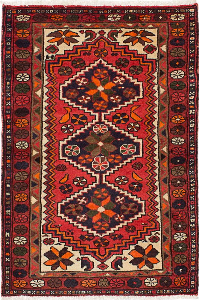2 5 X 3 8 Hand Knotted Persian Rug 61 75 On Ebay Alfombras Persas Alfombras Persas