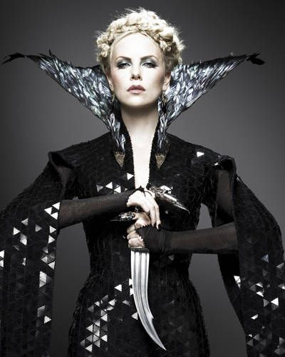 Charlize Theron, Snow White and the Huntsman.