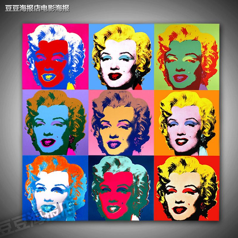Andy Warhol Marilyn Monroe Original Image Gallery Hcpr Art