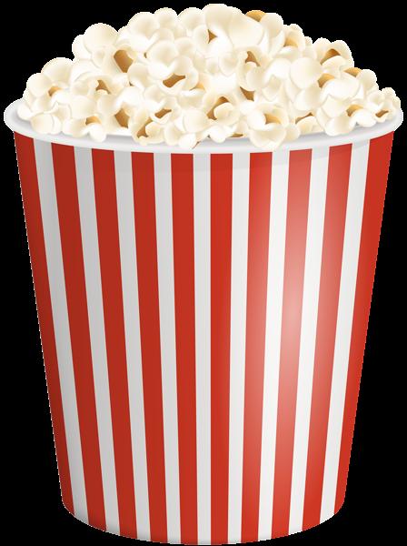 Box With Popcorn Png Clip Art Image Clip Art Art Images Food Png