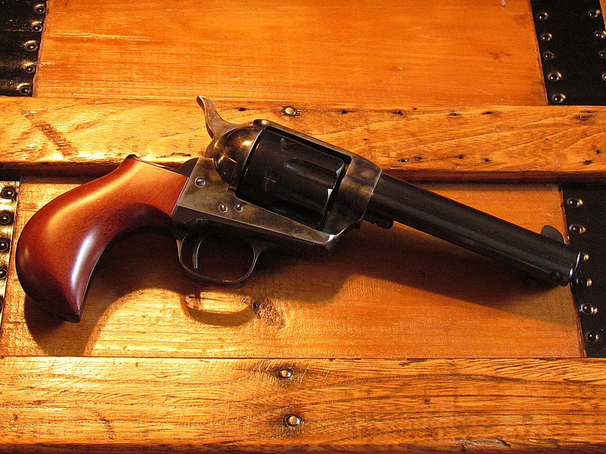 My Cimarron Firearms Thunderer,  357 Magnum  Single action revolver