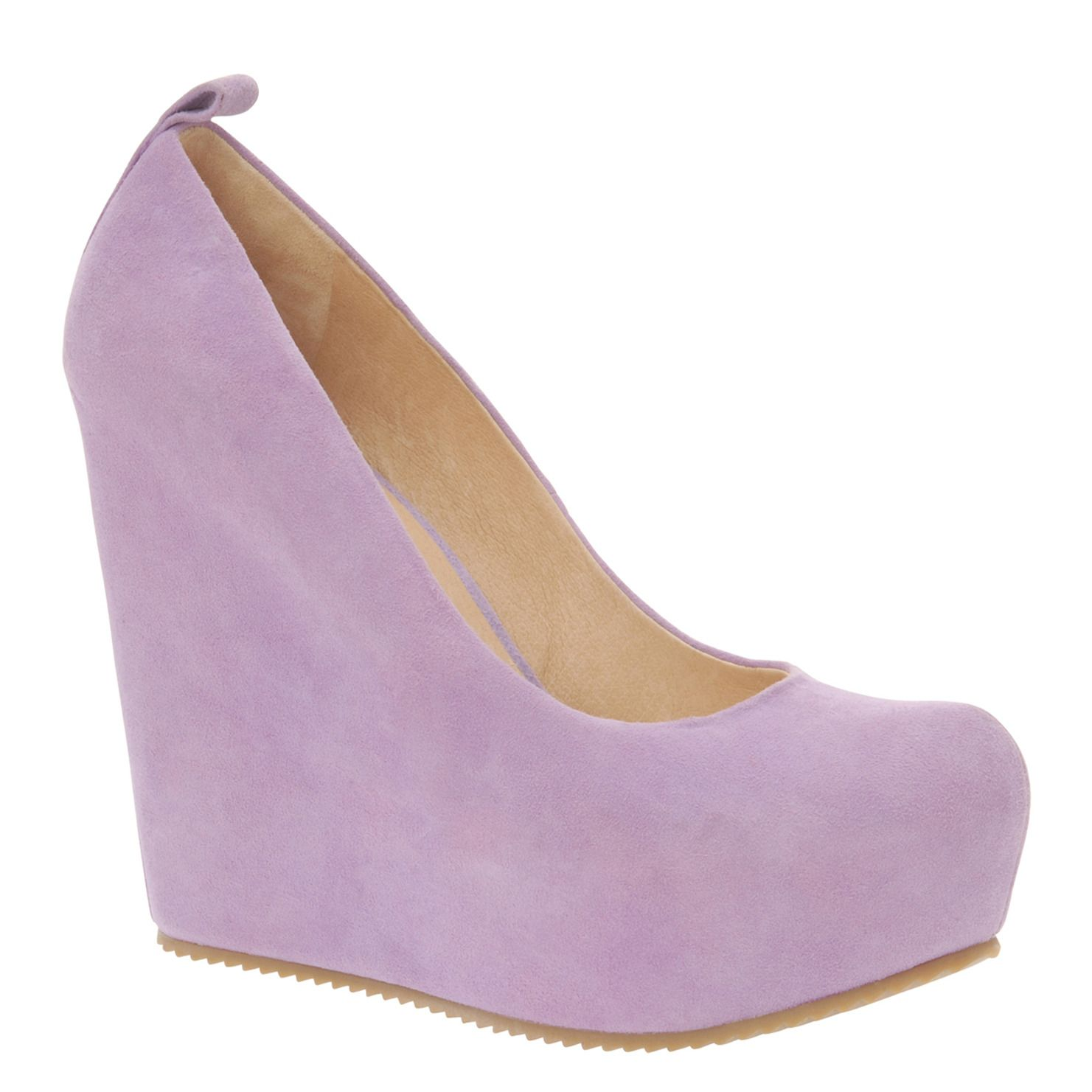 84eff4e4201 I think my heart just skipped a beat! Love these Lilac Wedges from Aldo