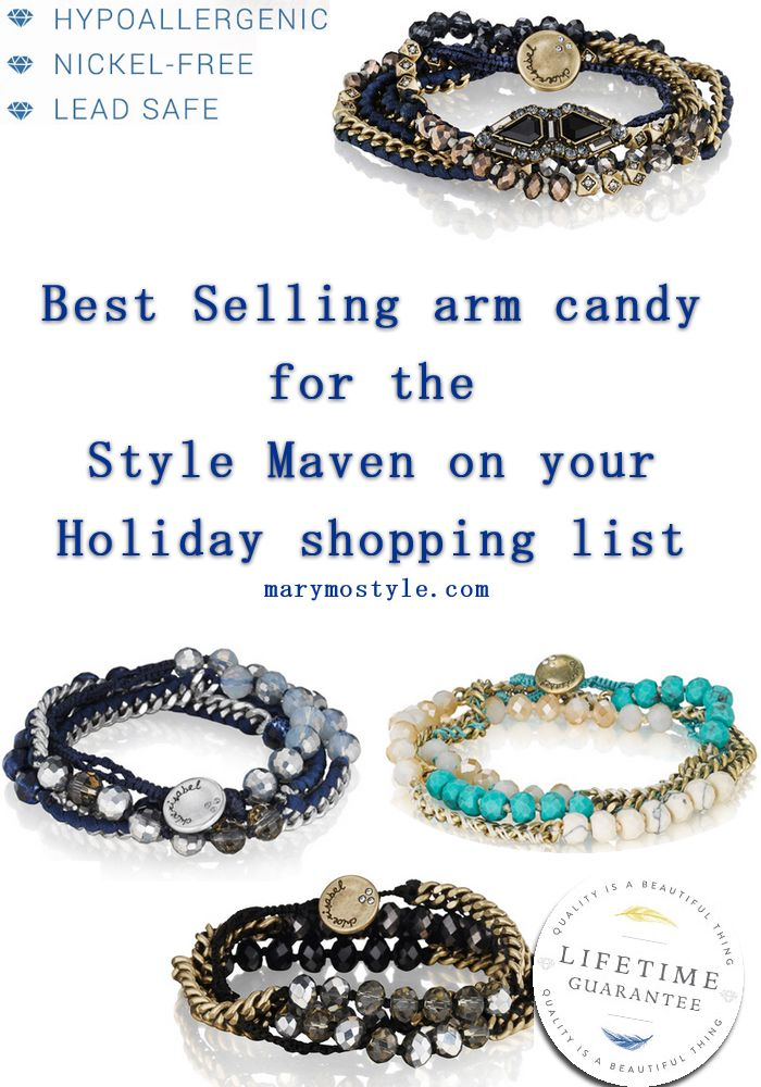 Check off some shopping early (only 72 days till Christmas) with our best selling, must have that every gal swoons for. Shop them here: Marymostyle.com