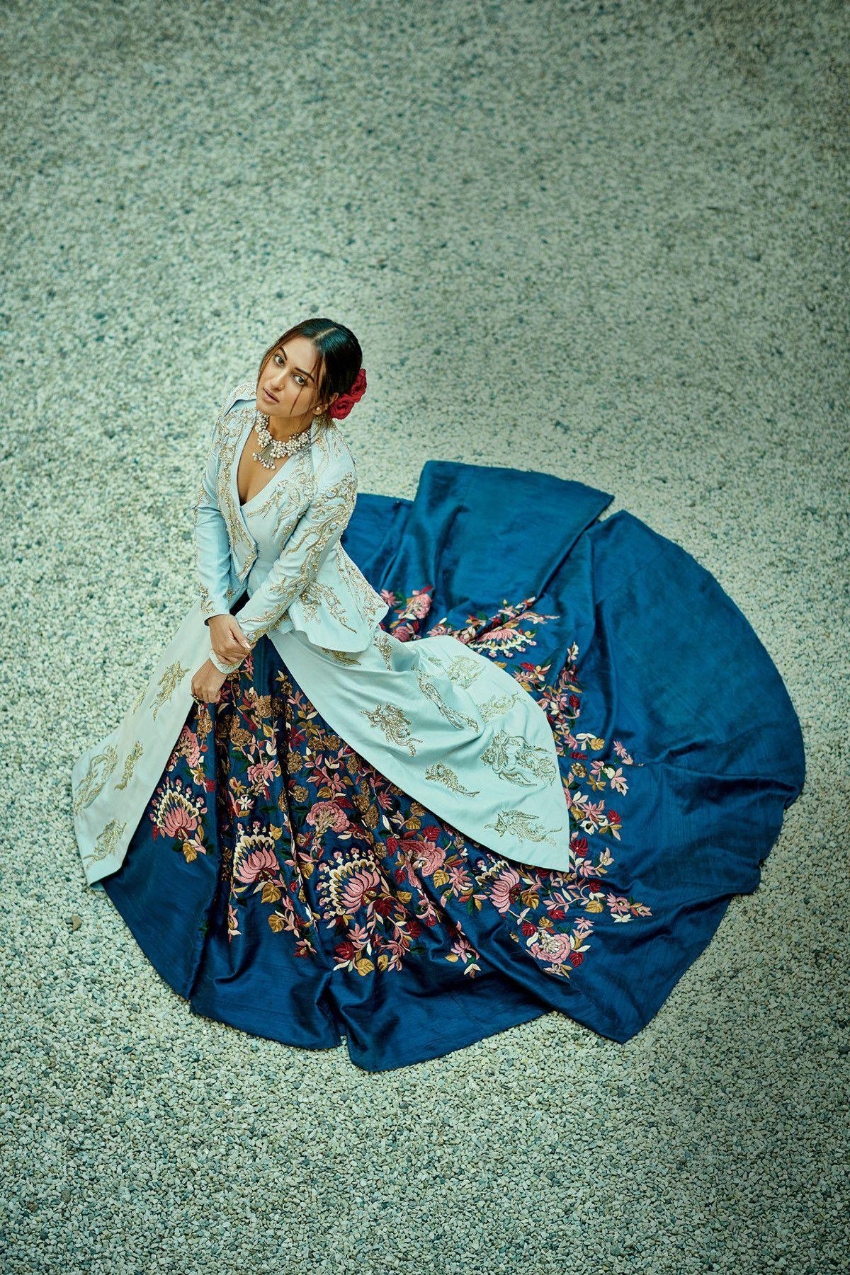 that shoot life; — Sonakshi Sinha— Femina India, December