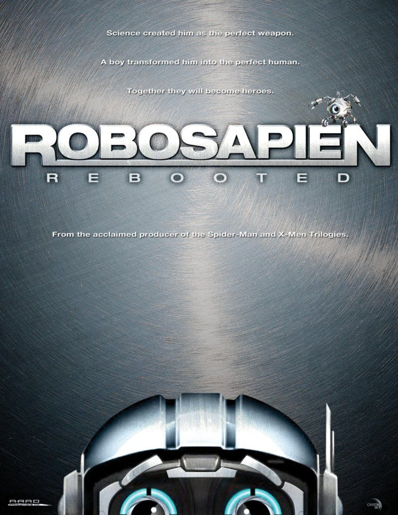 Robosapien Rebooted 2013 Reboot Movie Full Movies Cody