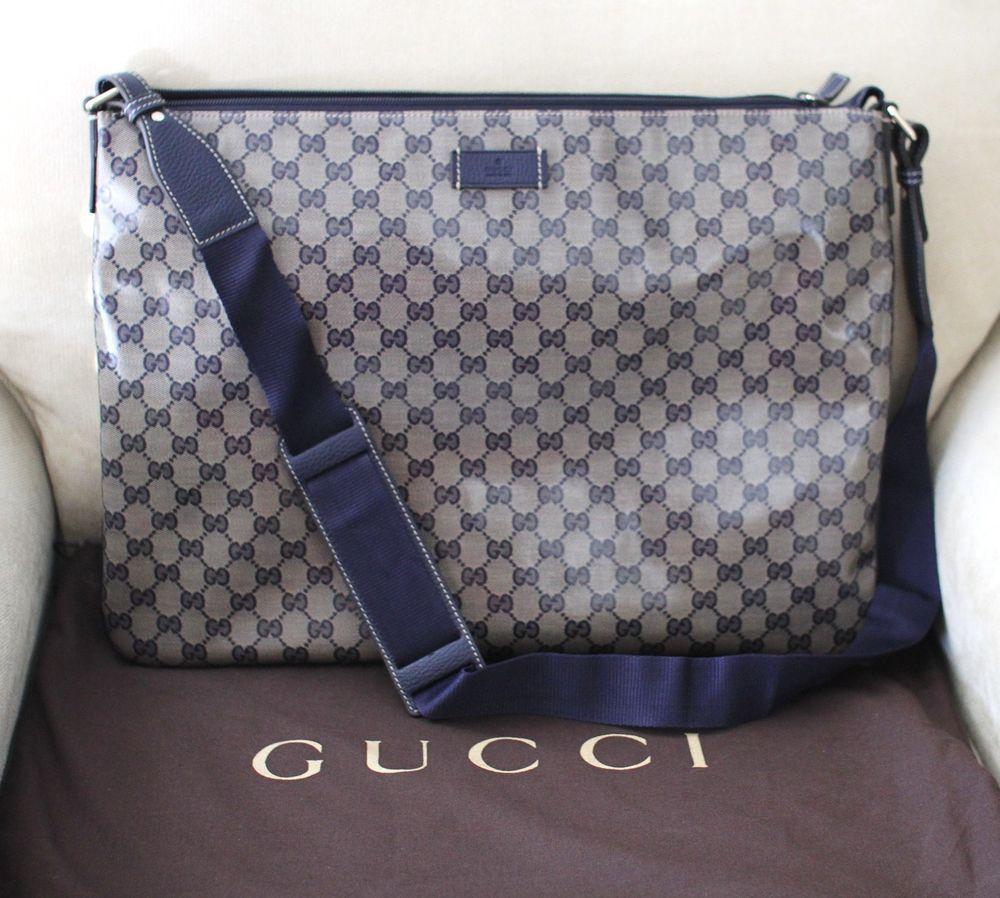 1136fa0833f2 gucci laptop sling bag | Laptop bag | Bags, Gucci messenger bags ...