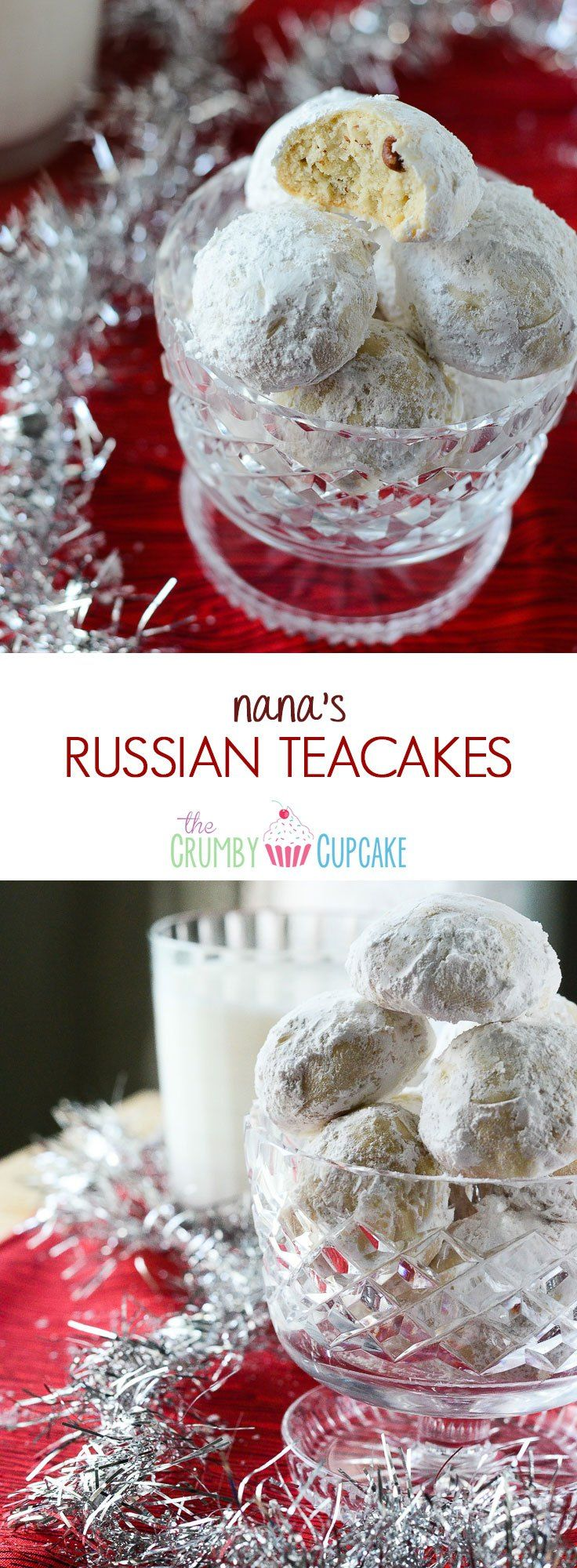 Nanas russian teacakes straight out of nanas recipe book these straight out of nanas recipe book these nut balls are the same soft buttery melt in your mouth teacakes found all over the world at christmastime forumfinder Gallery