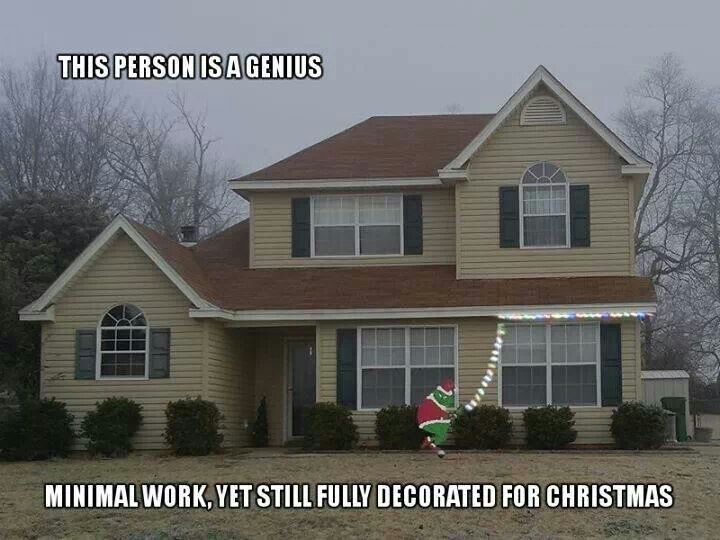 Ha! Maybe I could actually get Scottie to decorate if that's all he had to do.