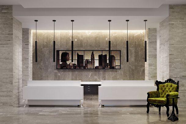 Simple modern,Hilton Colombus